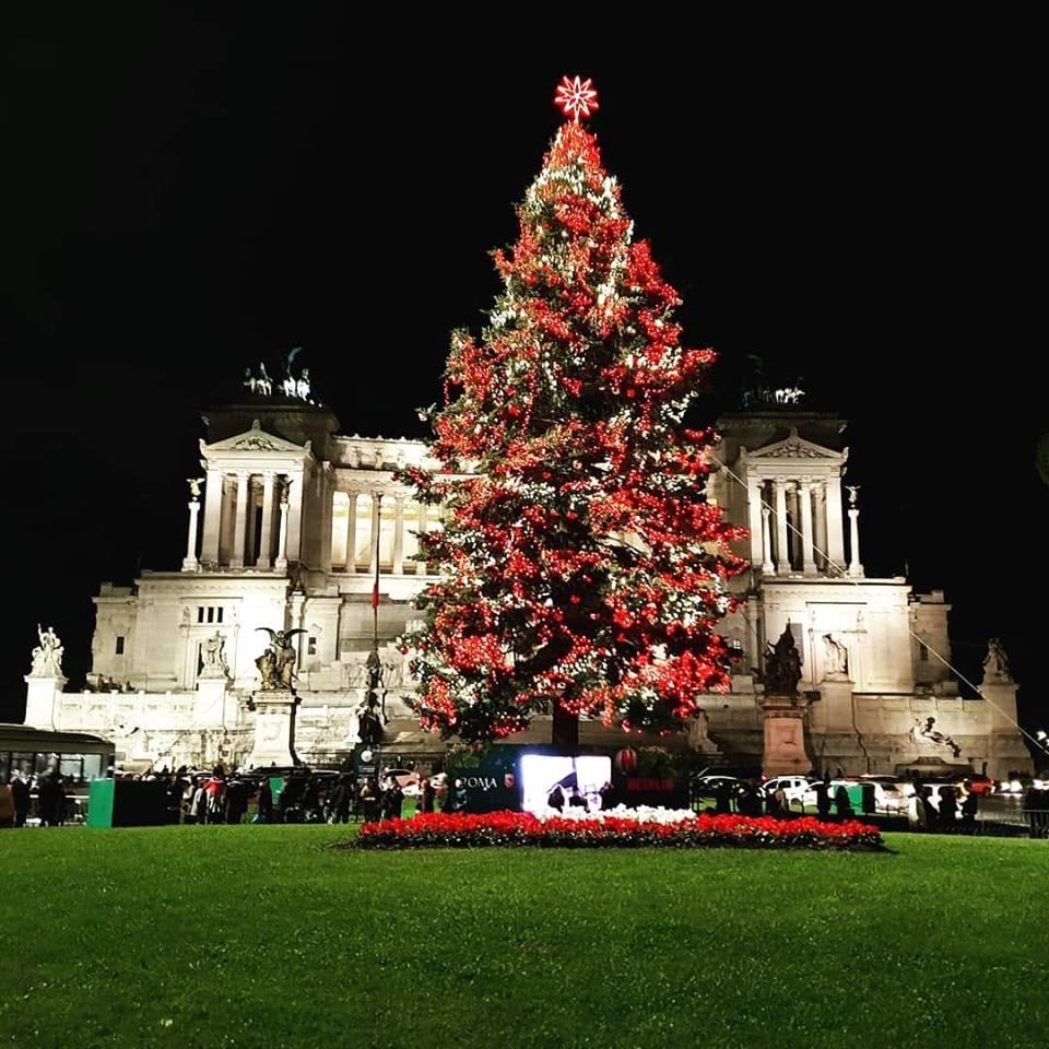 """E ainda tem o Trenó do papai Noel que foi utilizado no filme """"Qualcuno  Salvi il Natale"""" 9b13197ccdae9"""