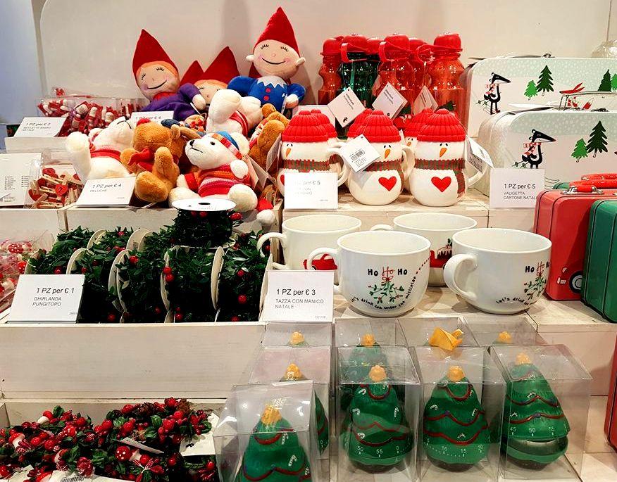 Natal em Roma - Lojas Tiger - Blog VoupraRoma