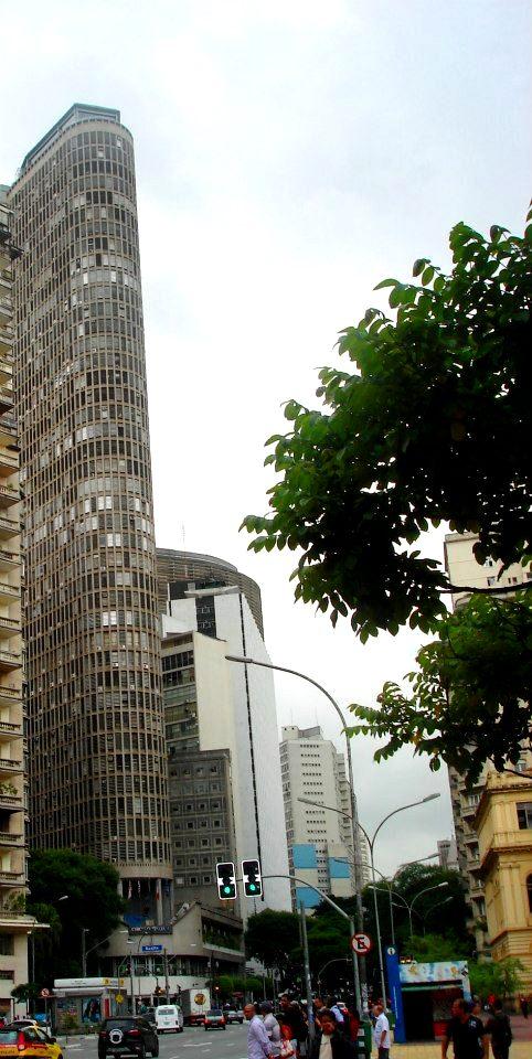TERRAÇO ITÁLIA - SÃO PAULO