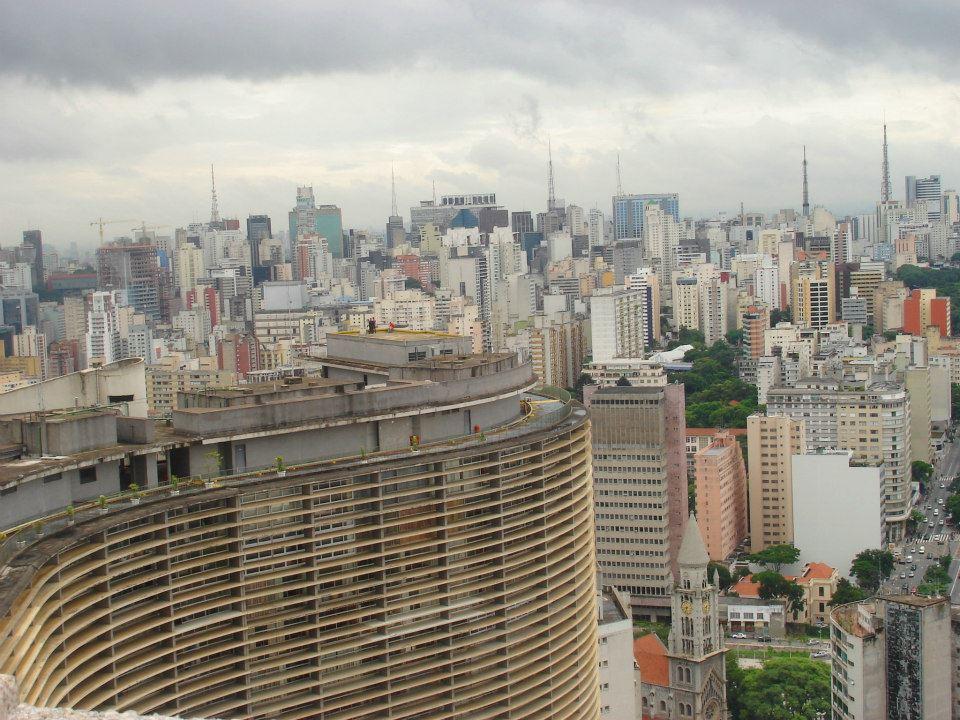 VISTA TERRAÇO ITÁLIA - SÃO PAULO