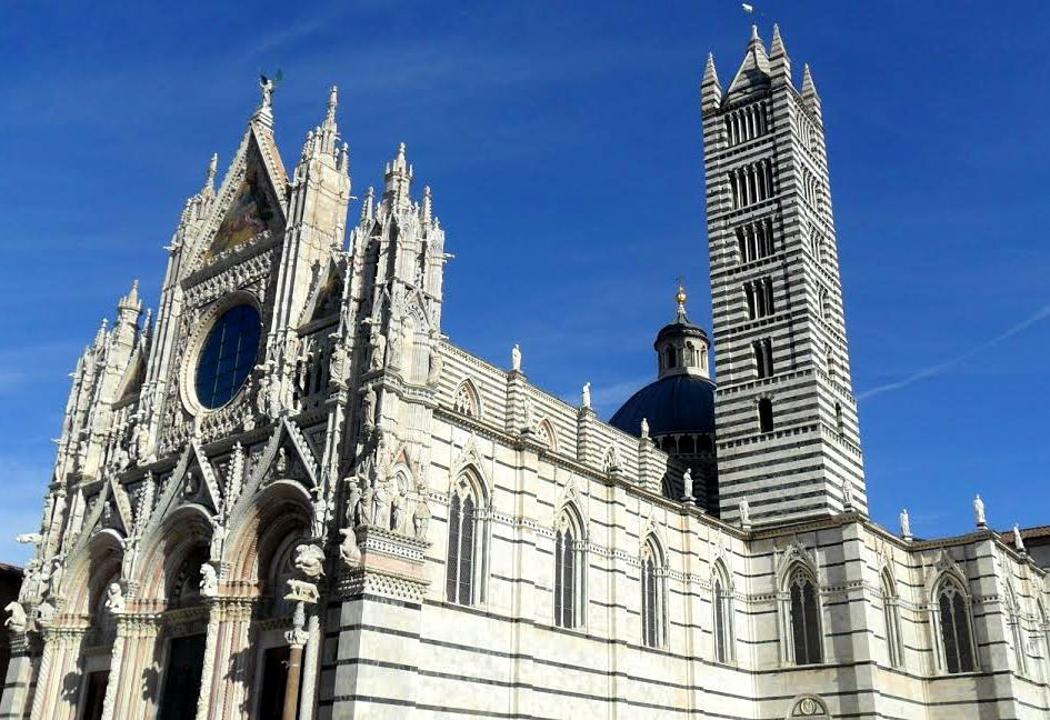 Duomo Siena -foto Ana venticinque