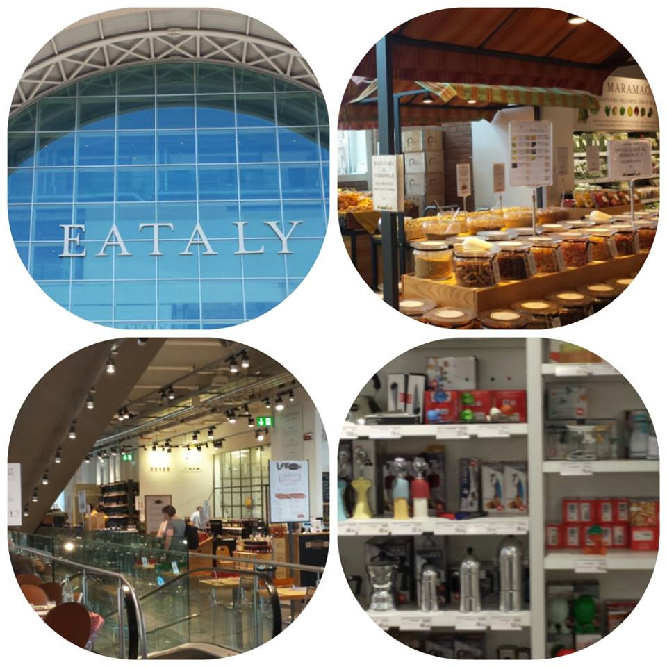 EATALY  Roma - Paraíso da Gastrônomia