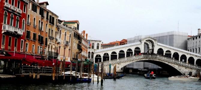 Como ir de Roma a Veneza num bate e volta?