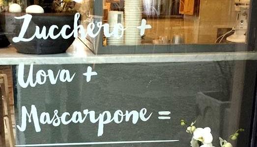 Onde comer um tiramisu maravilhoso em Roma.