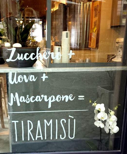 ZUM TIRAMISU - ROMA foto Ana Venticinque
