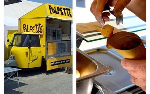 Culinária italiana Food Truck Fest Trastevere