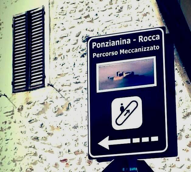 SPOLETO - PERCURSO ROCCA