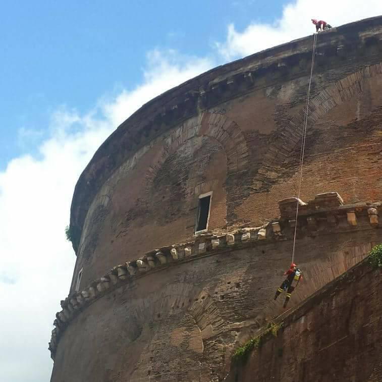Pantheon - Roma - Rapel Bombeiros - Blog Vou pra Roma
