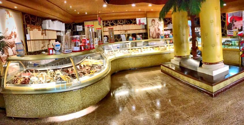 GELATERIA DELLA PALMA MAIS DE 150 SABORES - foto gelateria della palma