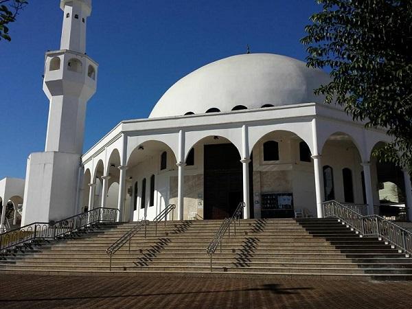 Mesquita em Foz do Iguaçu  - Blog VoupraRoma