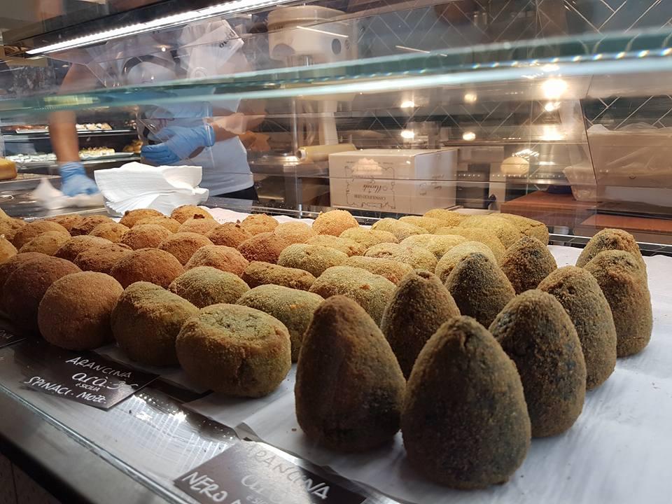 Arancini no Mercato Centrale Roma - Blog VoupraRoma