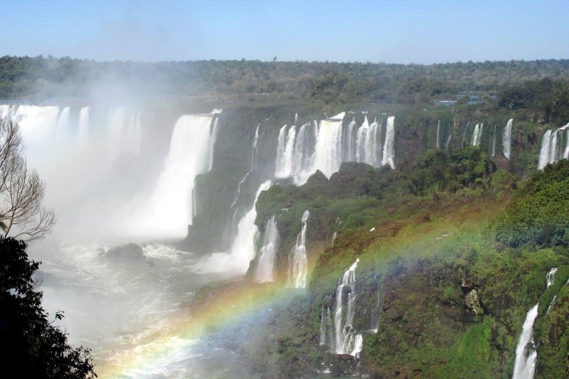 Parque Nacional do Iguaçu Brasil - Blog VoupraRoma