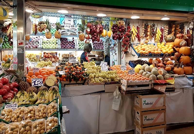Frutas- Mercado Trionfale -Blog VoupraRoma