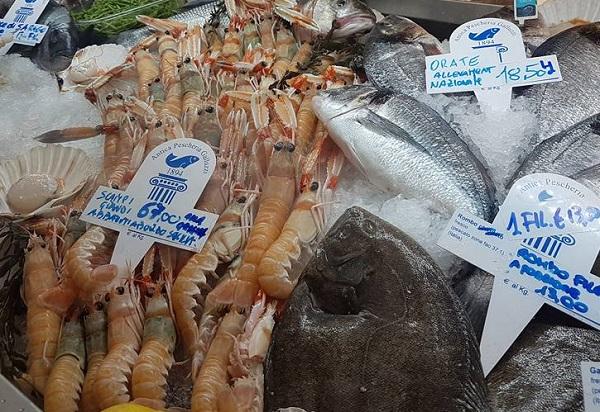 Peixes - Mercato Centrale Roma - Blog VoupraRoma