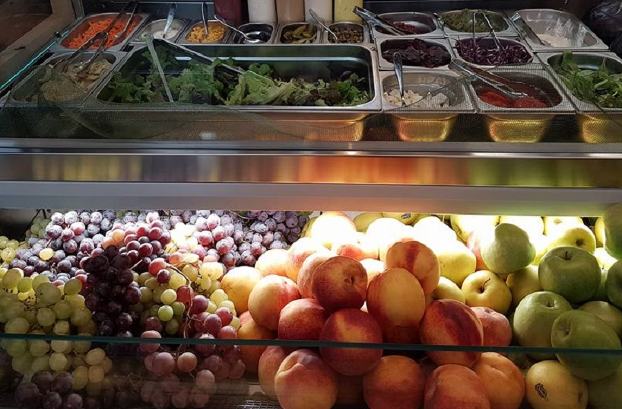 Vegano - Mercato Centrale Roma - Blog VoupraRoma