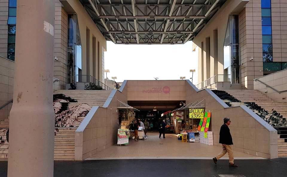 Mercado Trionfale Roma - Blog VoupraRoma