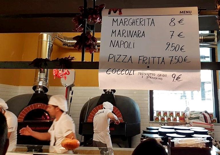 Pizza - Mercato Centrale Roma - blog VoupraRoma