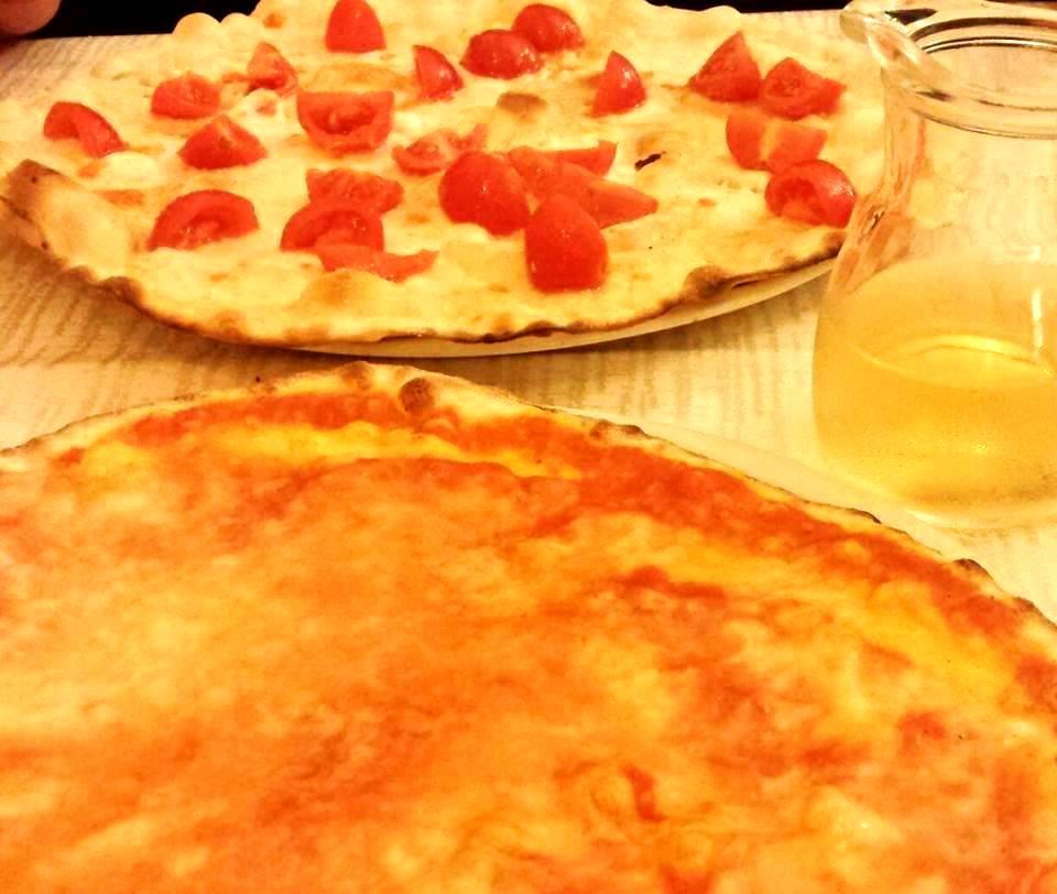 Pizza em Roma - Blog VoupraRoma
