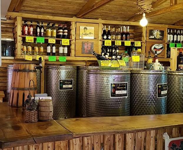 Vinhos no Mercado Trionfale - Roma - Blog VoupraRoma