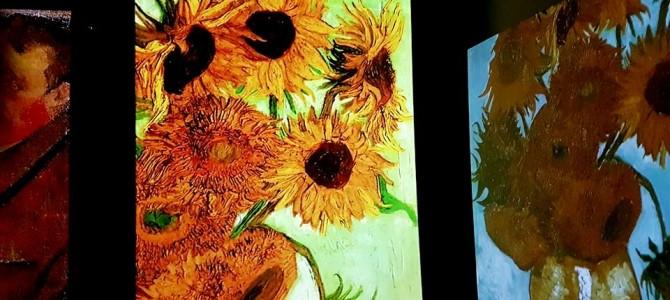 Van Gogh Alive um programa imperdível em Roma