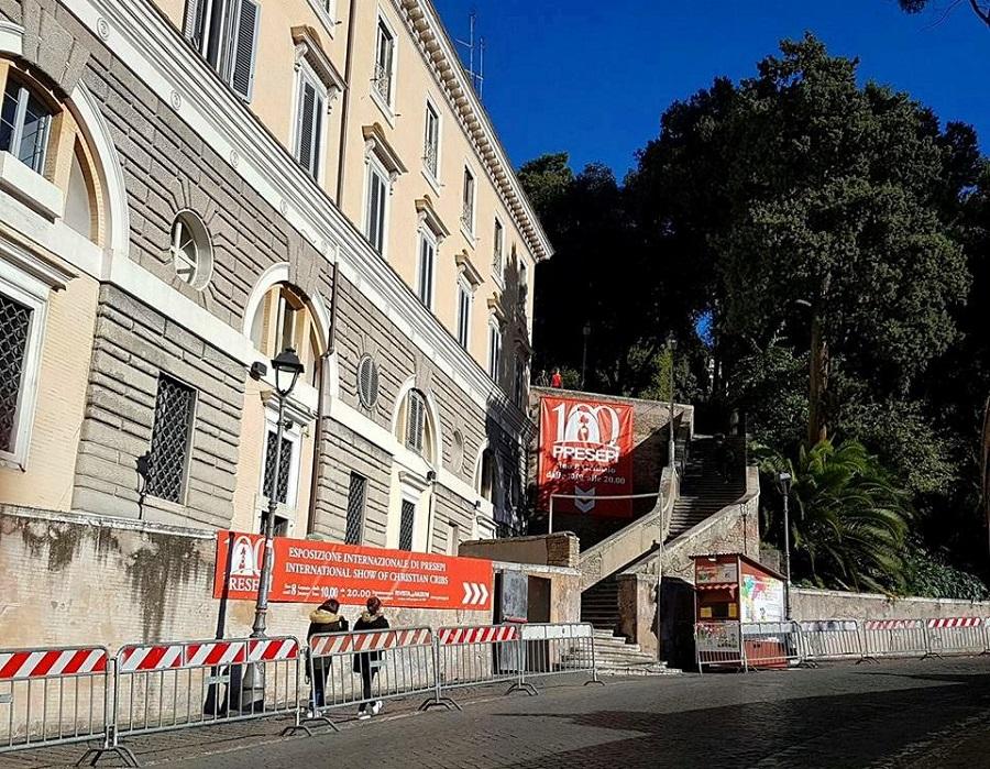 100 Presepi - Entrada e Caixa - Roma