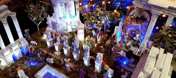 Natal e a Exposição de Presépios em Roma