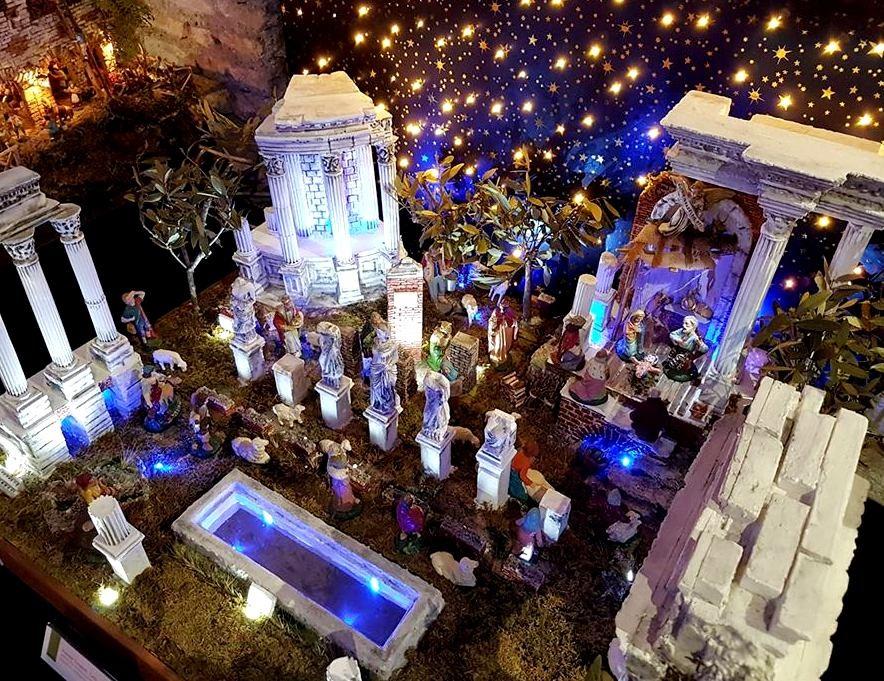 Exposição 100 Presepi em Roma