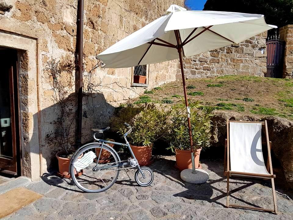 Onde dormir em Civita di Bagnoregio.