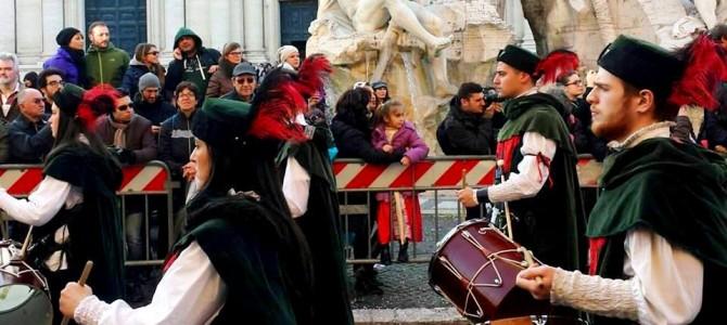 O que fazer no Carnaval em Roma?