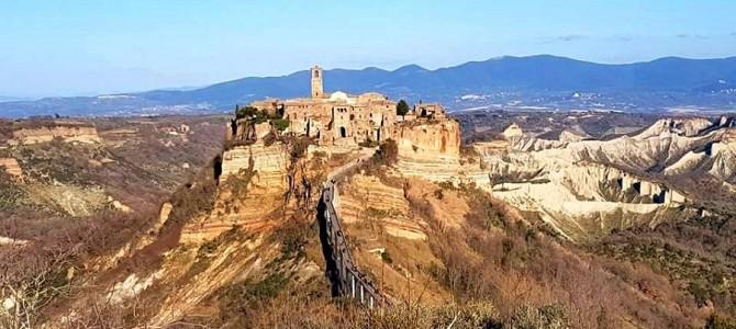 Como ir de Roma até Civita di Bagnoregio