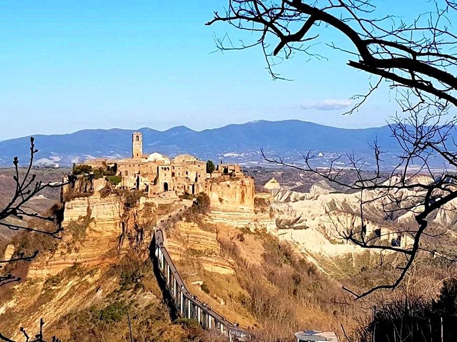 Civita di Bagnoregio -  Blog Vou pra Roma