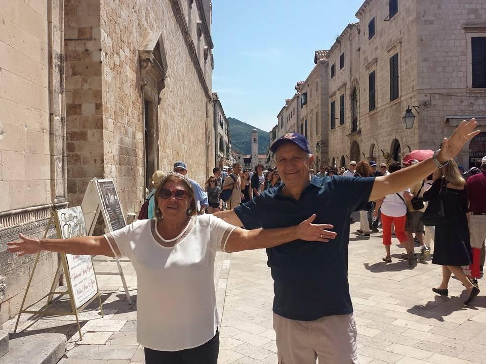 Em Dubrovnik - Blog Vou pra Roma