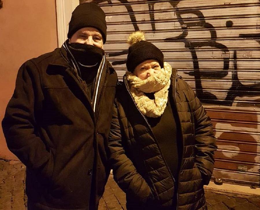 Encarando o frio da Europa - Blog VoupraRoma