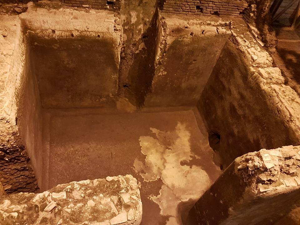 Cisterna Hidríca - Roma Subterrânea - Trevi - Blog Vou pra Roma