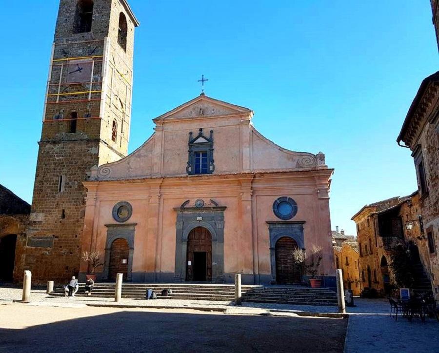 Civita di Bagnoregio - Basilica di San Donato - Blog VoupraRoma