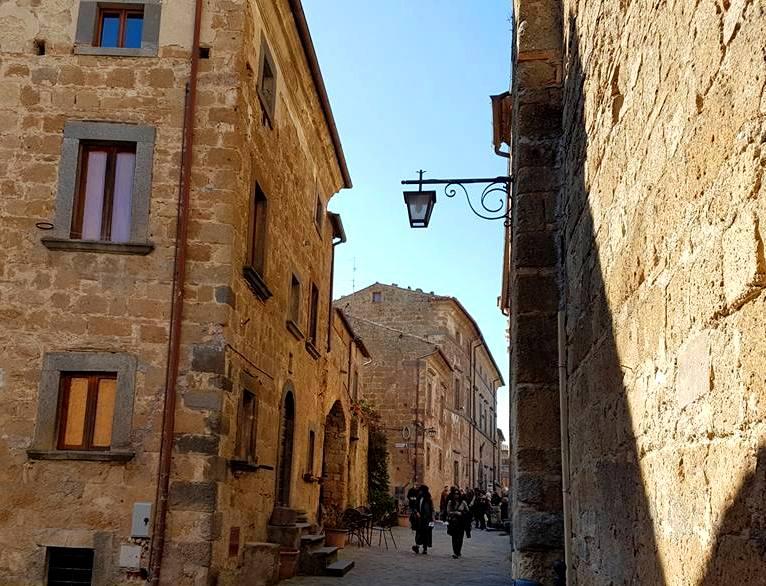 Civita di Bagnoregio e seus detalhes - Blog Vou pra Roma