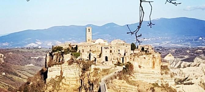 Civita di Bagnoregio, um lugar mágico na Itália