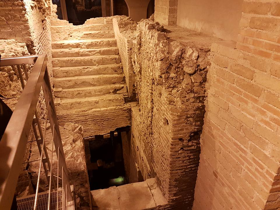 Roma Subterrânea - Trevi - Blog Vou pra Roma