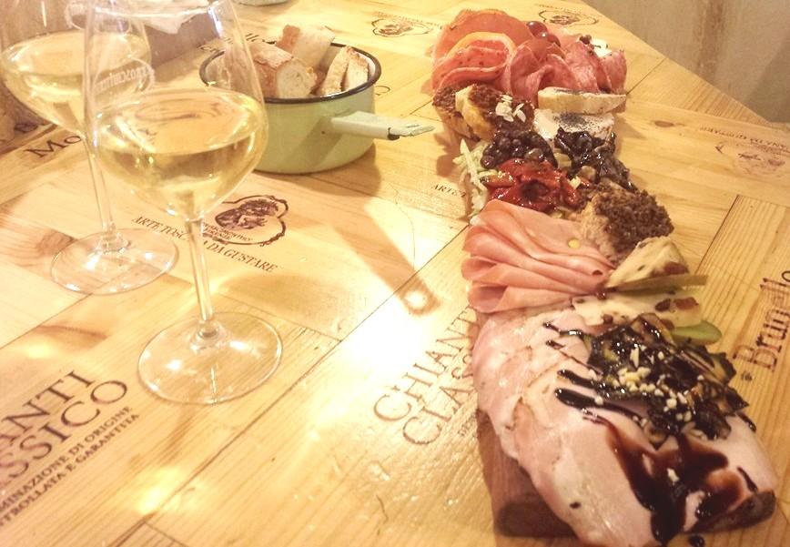 Top 10 dicas o que comer em Roma - tagliere - Blog VoupraRoma