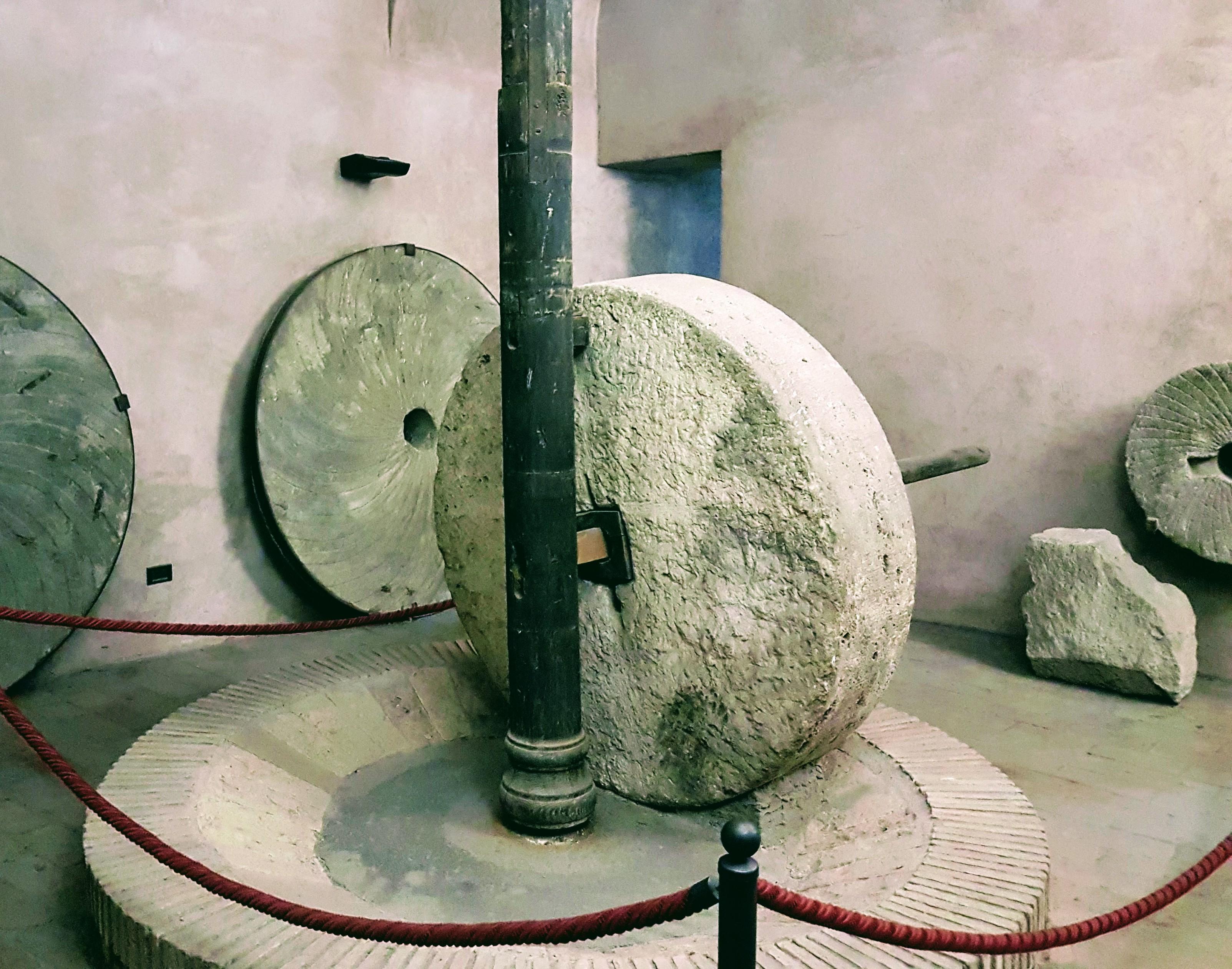 Castel Sant'Angelo - Frantoio - Blog Vou pra Roma