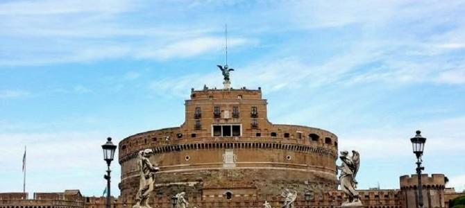 Visite o Castelo Sant'Angelo em Roma Grátis
