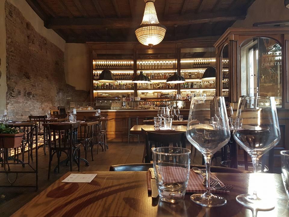 Onde comer Roma - Bar da Osteria Circo - Blog Vou pra Roma