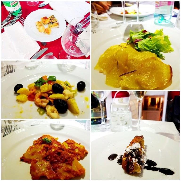Passeio de barco - jantar - Rio Tevere - Blog Vou pra Roma
