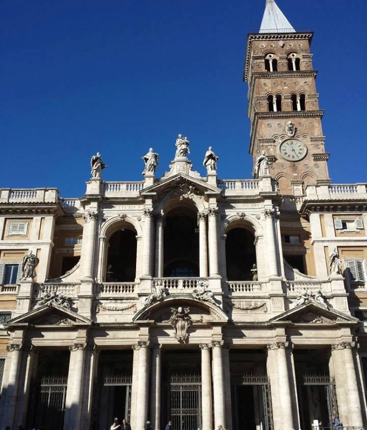 Basilica di Santa Maria Maggiore - Roma - Blog Vou pra Roma