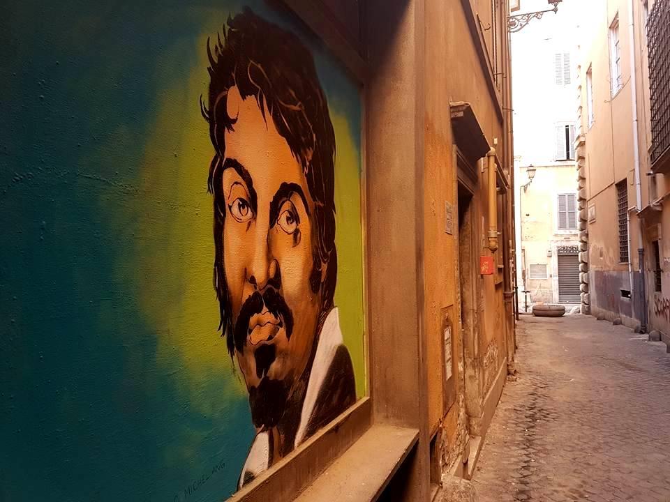 Caravaggio em Roma - a rua onde ele viveu - Blog Vou pra Roma