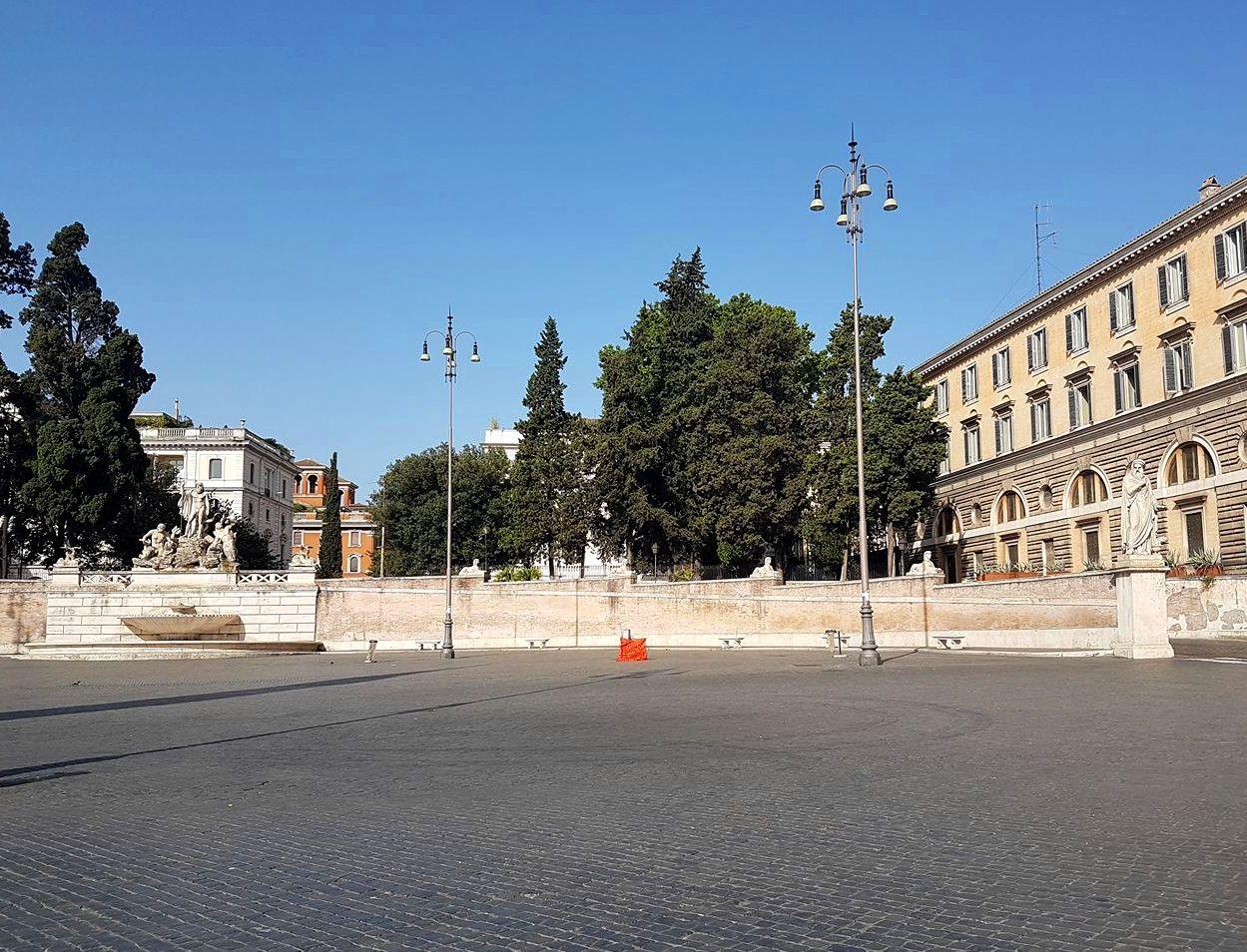 Segredos de Roma - Piazza del Popolo - Blog Vou pra Roma