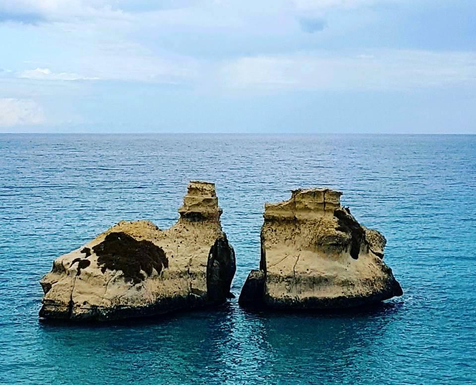 Due Sorelle - Torre dell'Orso - Puglia - Blog Vou pra Roma