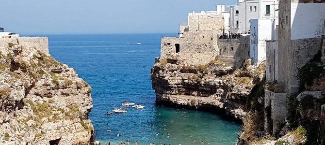 Roteiro seis dias na Puglia partindo de Roma