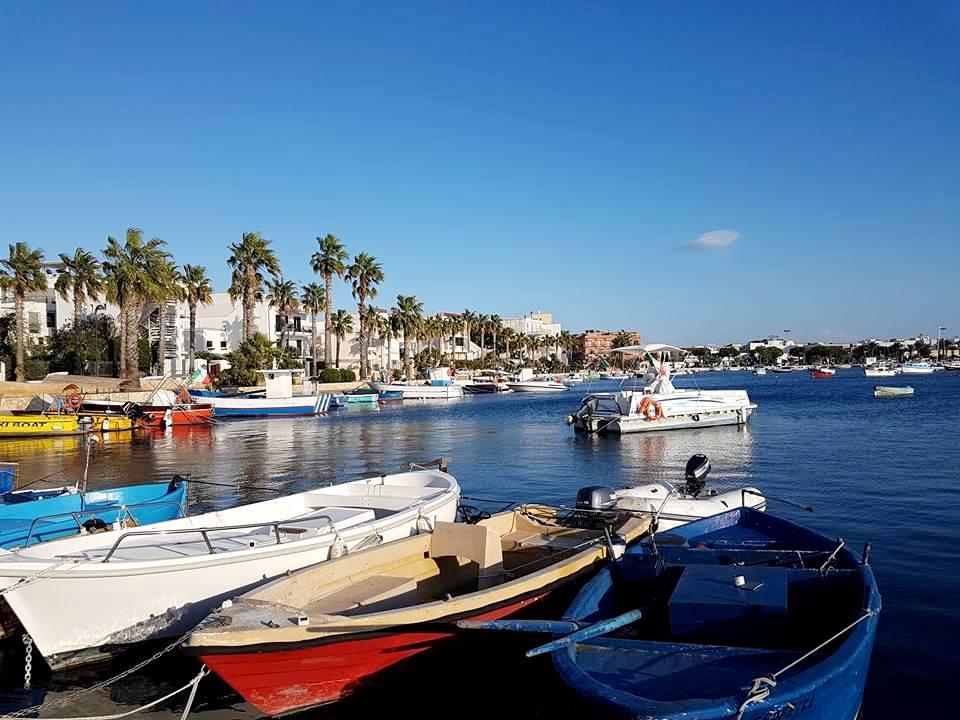 Porto Cesareo - Puglia - Blog Vou pra Roma
