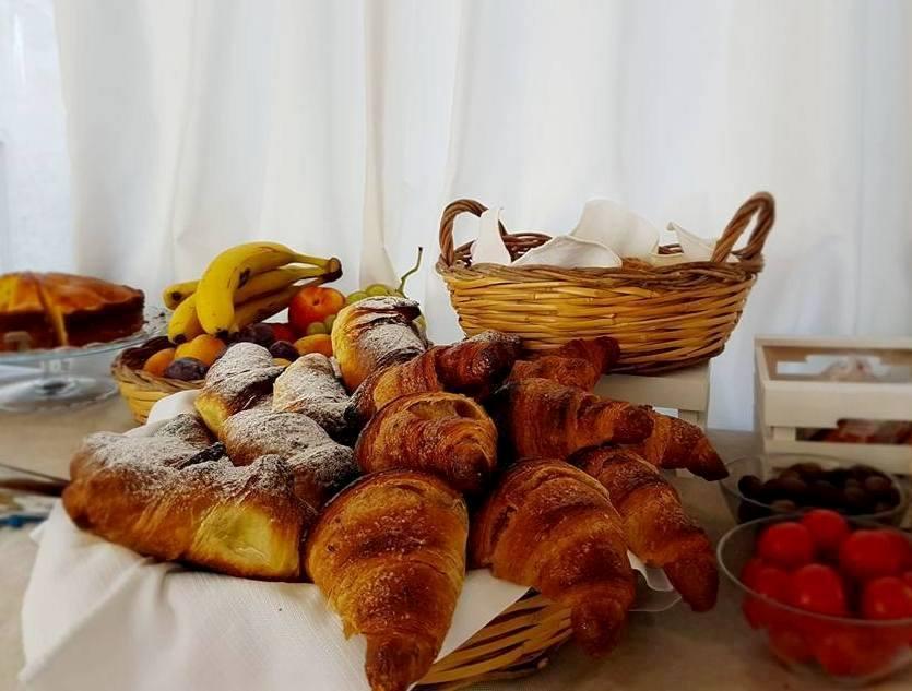 Café da manhã - Dimora Santo Stefano - Onde se hospedar na Puglia - Blog Vou pra Roma